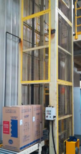 升降机设备,南京史密斯生产线