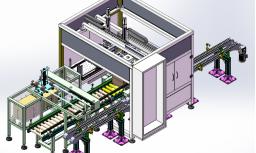 太仓ZSZX-05S双伺服全自动装箱机
