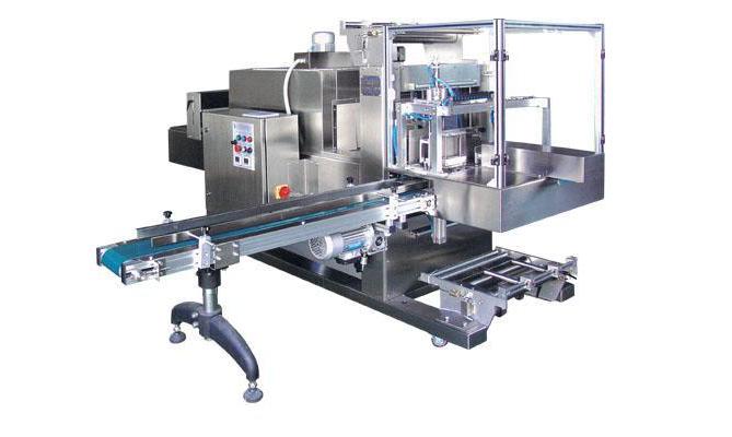 ZS全自动叠加收缩包装机