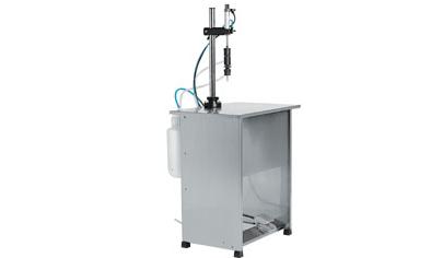 ZS半自动立式灌装机