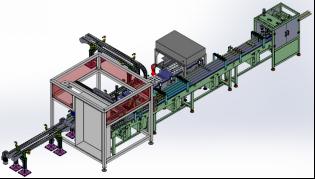 ZSZX-05A全自动伺服装箱机