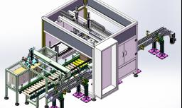 ZSZX-05S双伺服全自动装箱机